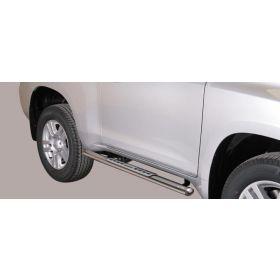 Sidebars Toyota Landcruiser 150 3-deurs - Design