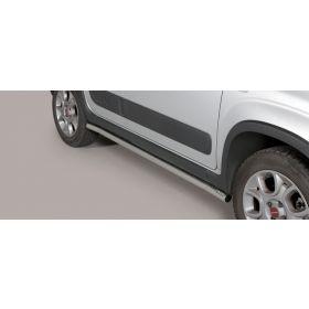 Sidebars Fiat Panda (4x4) 2013