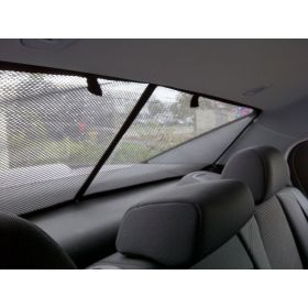 Privacy shades Opel Astra J 5drs 2009