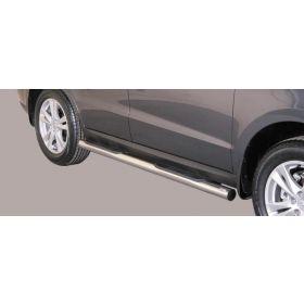 Sidebars Hyundai Terracan Sidesteps 76 mm