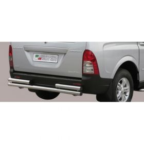Rearbar Ssangyong Actyon 63mm