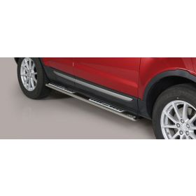 Sidebars Range Rover Evoque - Design