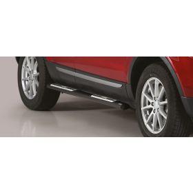 Sidebars Range Rover Evoque - Design - Zwart