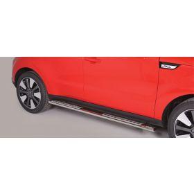 Sidebars Kia Soul 2014 - Design