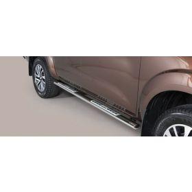 Sidebars Nissan Navara NP 300 Double Cab 2016 - Design