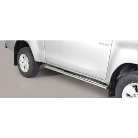 Sidebars Toyota Hilux E.C. 2016 - Design