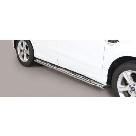 Sidebars Ford Kuga 2017 - Design
