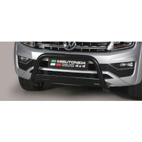 Pushbar VW Amarok vanaf 2010 (Highline en V6) - Medium - Zwart
