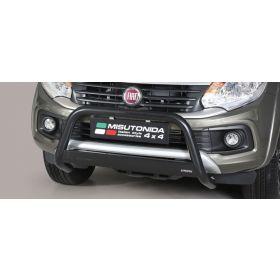 Pushbar Fiat Fullback D.C. 2016 - Medium - Zwart