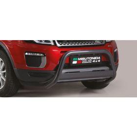 Pushbar Range Rover Evoque 2016 - Zwart