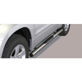 Sidebars Suzuki Grand Vitara 2009 3 deurs Sidesteps 76mm