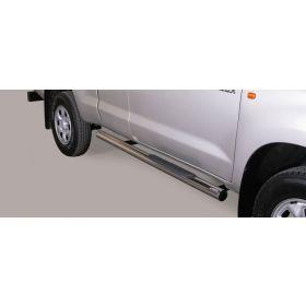 sidebars toyota hi lux extra cab 2011