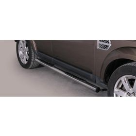 Sidebars Landrover Discovery 4 Sidesteps Design