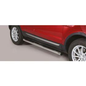 Sidebars Range Rover Evoque - Rond