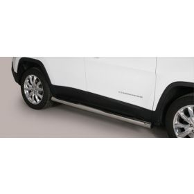 Sidebars Jeep New Cherokee 2014 - Rond
