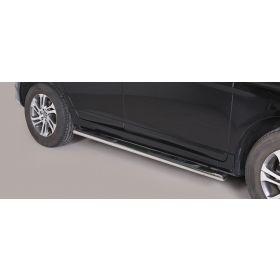 Sidebars Volvo XC60 - Ovaal