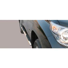 Sidebars Toyota Landcruiser 150 5-deurs - Ovaal