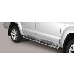 Sidebars VW Amarok vanaf 2010 (alle modellen) - Rond