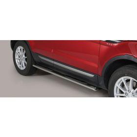 Sidebars Range Rover Evoque - Ovaal