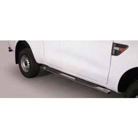Sidebars Ford Ranger S.C. vanaf 2012 - Ovaal