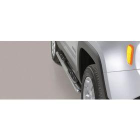 Sidebars Jeep Renegade (Trailhawk) 2014 - Ovaal