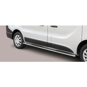 Sidesteps Opel Vivaro SWB 2014