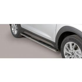 Sidebars Hyundai Tucson 2015 - Ovaal