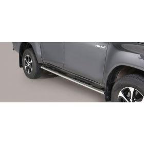Sidebars Toyota Hilux D.C. 2016 - Ovaal