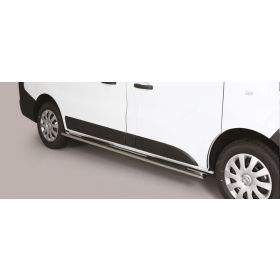 Sidesteps Nissan NV 300 SWB 2017 - Ovaal