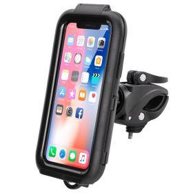 telefoonhouder voor iPhone x op fiets