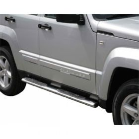 Sidebars Jeep Cherokee1985-2000 Mediumbar 63mm