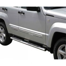 Sidebars Jeep Cherokee 2008 Sidesteps 76mm