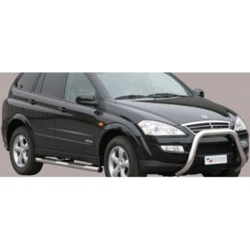 Pushbar Ssangyong Kyron 2007-2008 Superbar 76mm