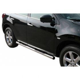 Sidebars Nissan Murano vanaf 2008
