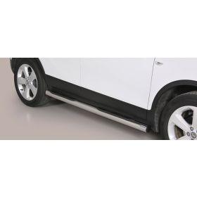 Sidebars Opel Mokka / Mokka X Sidesteps 76mm