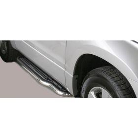 Sidebars Suzuki Grand Vitara 2009 3 deurs 50mm