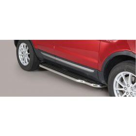 Sidesteps Range Rover Evoque