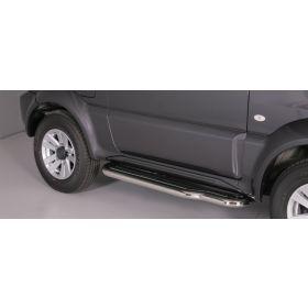 Sidebars Suzuki Jimny 2006 50mm