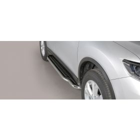 Sidesteps Nissan X-trail 2015
