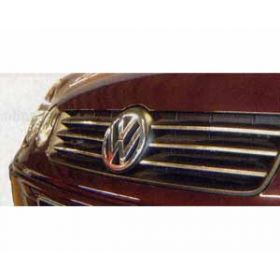 grill styling volkswagen polo 9n