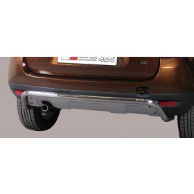 Rearbar Dacia Duster 50mm