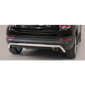 Rearbar Fiat 500 X 2015
