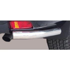 Rearbar (hoeken) Toyota Landcruiser 150 3-deurs