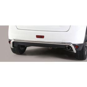 Rearbar Mitsubishi ASX 2017