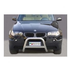 Pushbar BMW X3 Super bar 76mm