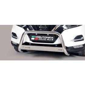 Pushbar Nissan Qashqai - zilver