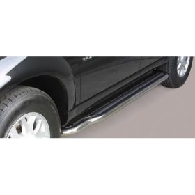 Sidebars Ssangyong Rexton Sidesteps 50mm