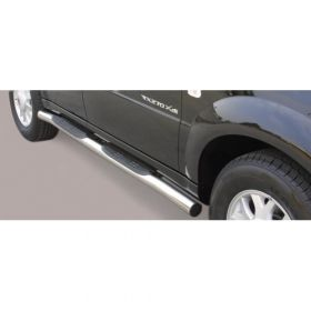 Sidebars Ssangyong Rexton Sidesteps 76mm
