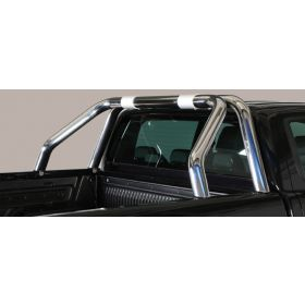 Roll bar Ford Ranger D.C. 2016 - Design