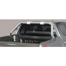 Roll bar Fiat Fullback D.C. 2016 - Design